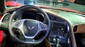 2016 Chevrolet Corvette Stingray dashboard driver side