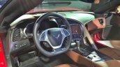 2016 Chevrolet Corvette Stingray dashboard