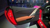 2016 Chevrolet Corvette Stingray door panel