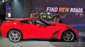 2016 Chevrolet Corvette Stingray side profile