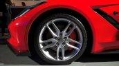 2016 Chevrolet Corvette Stingray wheel