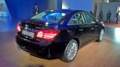 2016 Chevrolet Cruze (facelift) rear three quarters right side