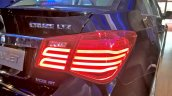 2016 Chevrolet Cruze (facelift) tail lamps