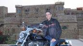 2016 Harley Davidson Sportster 1200 Custom India