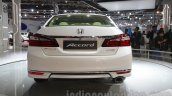 2016 Honda Accord Hybrid rear at the Auto Expo 2016