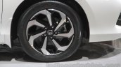 2016 Honda Accord Hybrid rim at the Auto Expo 2016