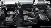 2016 Honda Odyssey Hybrid interior cabin