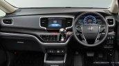 2016 Honda Odyssey Hybrid interior dashboard