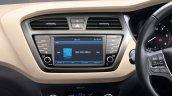 2016 Hyundai Elite i20 AVN display unveiled