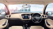 2016 Hyundai Elite i20 dashboard unveiled
