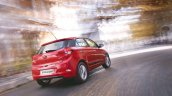 2016 Hyundai Elite i20 rear three quarter unveiled