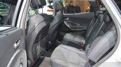 2016 Hyundai Santa Fe (facelift) rear seats at 2016 Geneva Motor Show