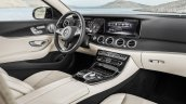 2016 Mercedes E-Class E 220 d interior dashboard