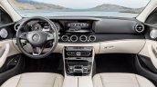 2016 Mercedes E-Class E 220 d interior