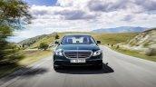 2016 Mercedes E-Class E 350 e front callait blue