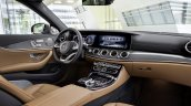 2016 Mercedes E-Class E 400 interior