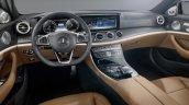 2016 Mercedes E Class cabin leaked