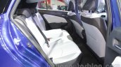 2016 Toyota Prius rear seat at Auto Expo 2016