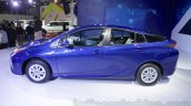 2016 Toyota Prius side at Auto Expo 2016