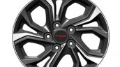 2016 Toyota Rush (facelift) TRD Sportivo Ultimo alloy wheel