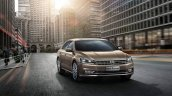 2016 VW Passat B7 380 TSI (China-spec) front three quarters right side
