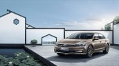 2016 VW Passat B7 380 TSI (China-spec) front three quarters