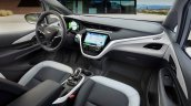 2017 Chevrolet Bolt dashboard