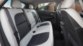 2017 Chevrolet Bolt rear seats