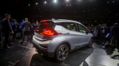2017 Chevrolet Bolt rear three quarters CES 2016