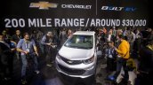 2017 Chevrolet Bolt world premiere