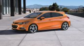 2017 Chevrolet Cruze Hatchback front three quarters