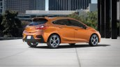 2017 Chevrolet Cruze Hatchback rear three quarters