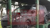 2017 Fiat Punto (X6H) front three quarters spy shot