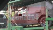 2017 Fiat Punto (X6H) test mule spyshot