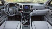 2017 Honda Ridgeline interior dashboard