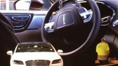 2017 Lincoln Continental exterior-interior leaked image