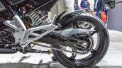 BMW G310R aluminium swingarm at Auto Expo 2016