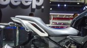 BMW G310R single seat at Auto Expo 2016