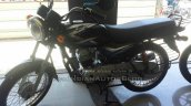 Bajaj CT100 B side spied