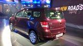 Chevrolet Spin (Auto Expo 2016) rear three quarters