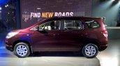 Chevrolet Spin (Auto Expo 2016) side profile