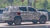 Chevrolet Trailblazer facelift rear spotted testing