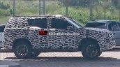 Chevrolet Trailblazer facelift side (1) spotted testing
