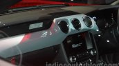 Ford Mustang dashboard Indian debut
