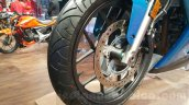 Hero HX250R disc brake at Auto Expo 2016