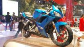 Hero HX250R front three quarters at Auto Expo 2016
