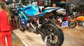 Hero HX250R rear three quarters left at Auto Expo 2016