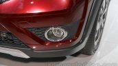 Honda BR-V foglamp Auto Expo 2016