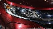 Honda BR-V headlamp Auto Expo 2016