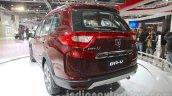 Honda BR-V rear quarter Auto Expo 2016